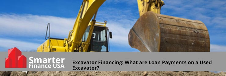 Used-excavator-financing