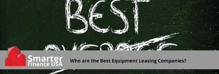 best-equipment-leasing-companies