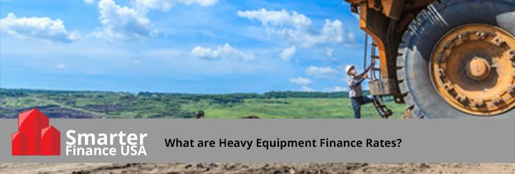 heavy-equipment-finance-rates