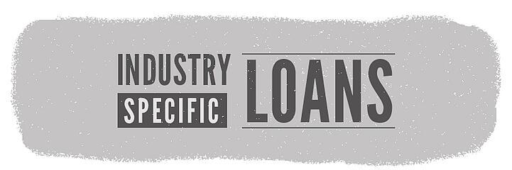 Industry-specific-loans