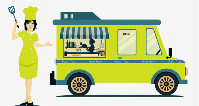 Do Banks Finance Food Trucks