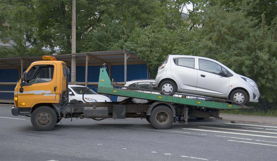 how to get a loan for a tow truck