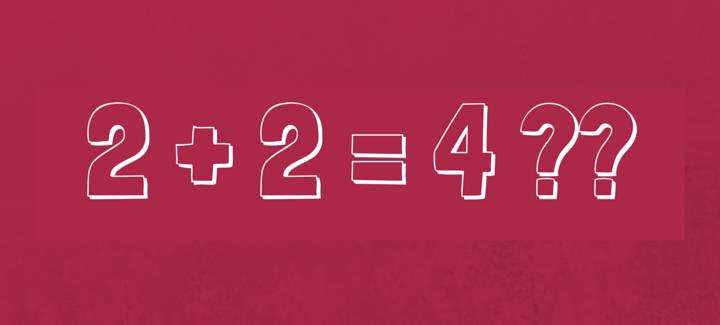 2_+_2_=_4