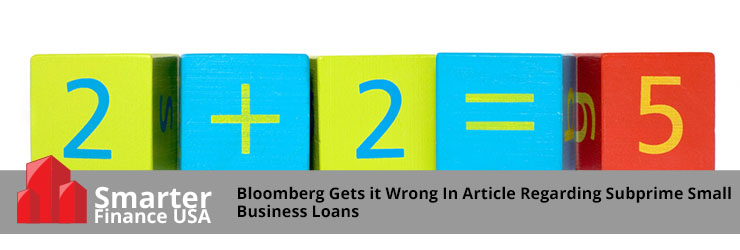 Subprime-Small-Business-Loans