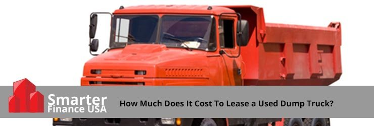 cost-lease-used-dumptruck
