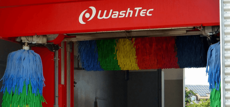 Car Wash Equipment Loans