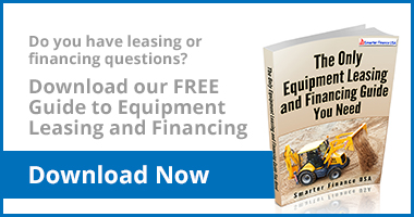 Smarter Finance Equipment Leasing